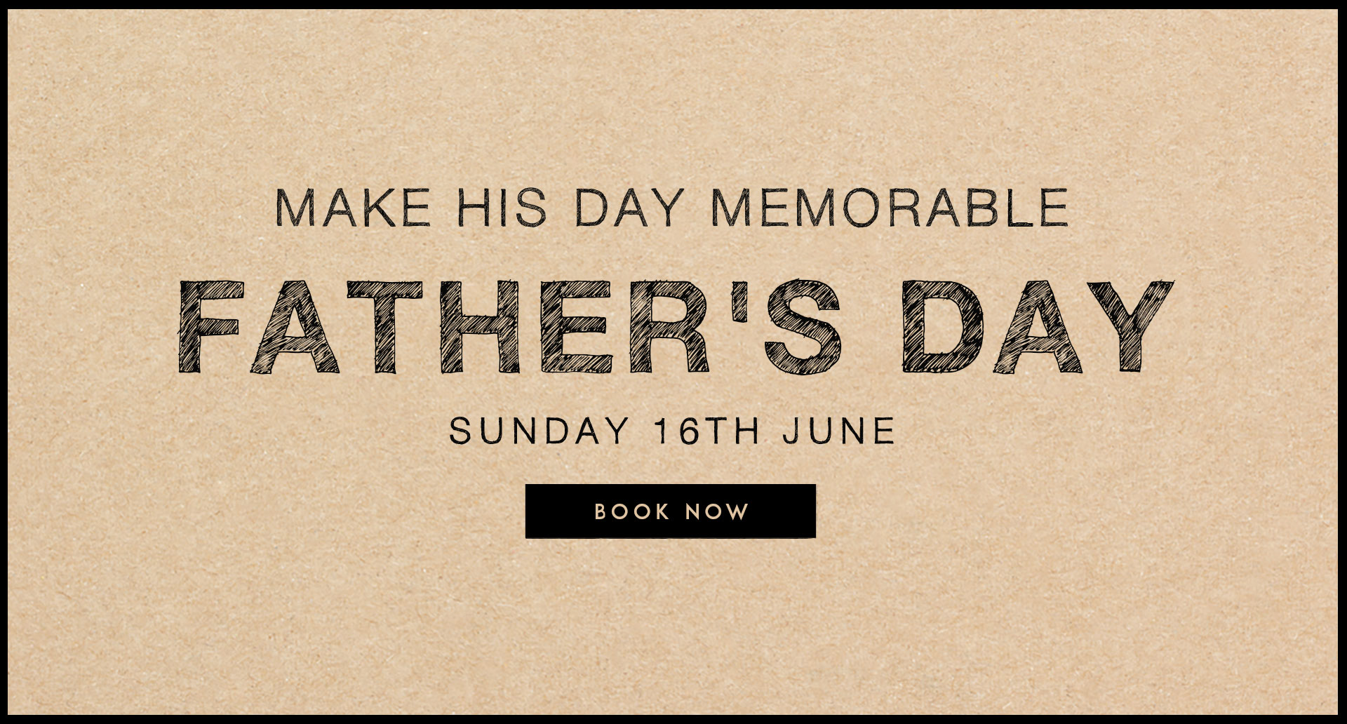 Fathers Day at Dewdrop