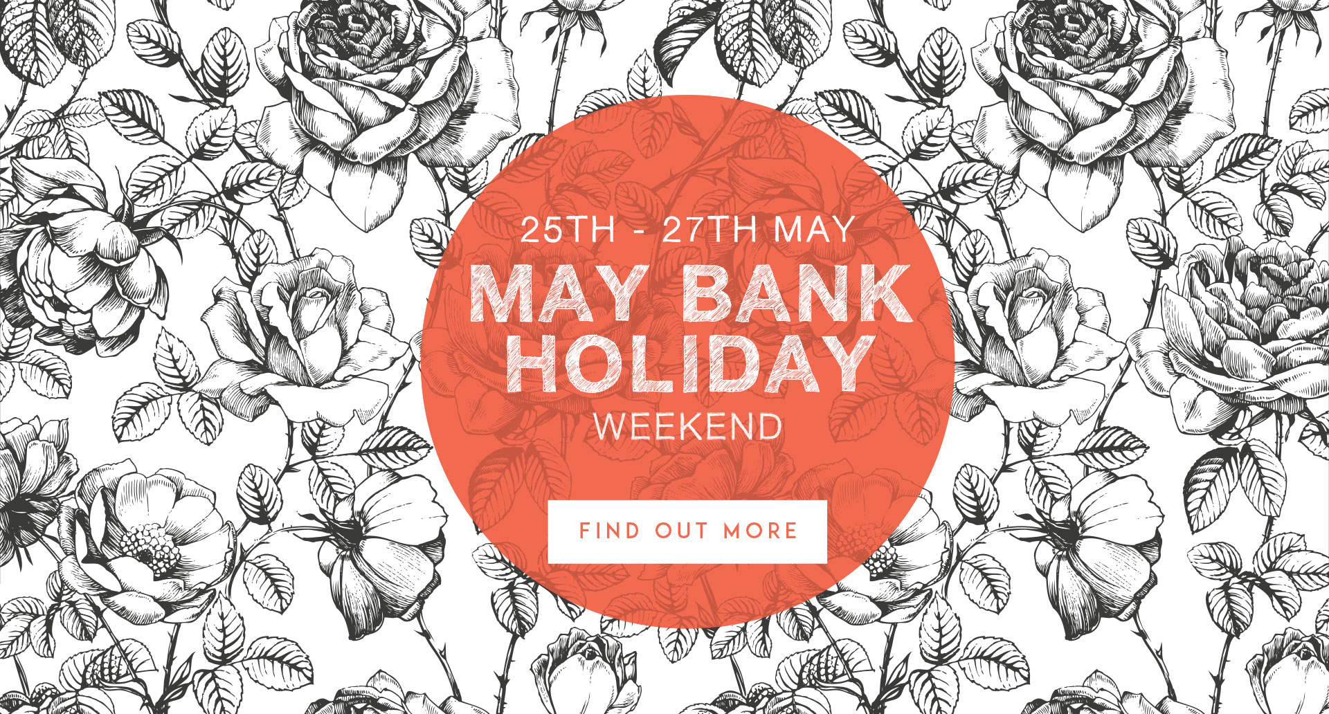 May Bank Holiday at Dewdrop