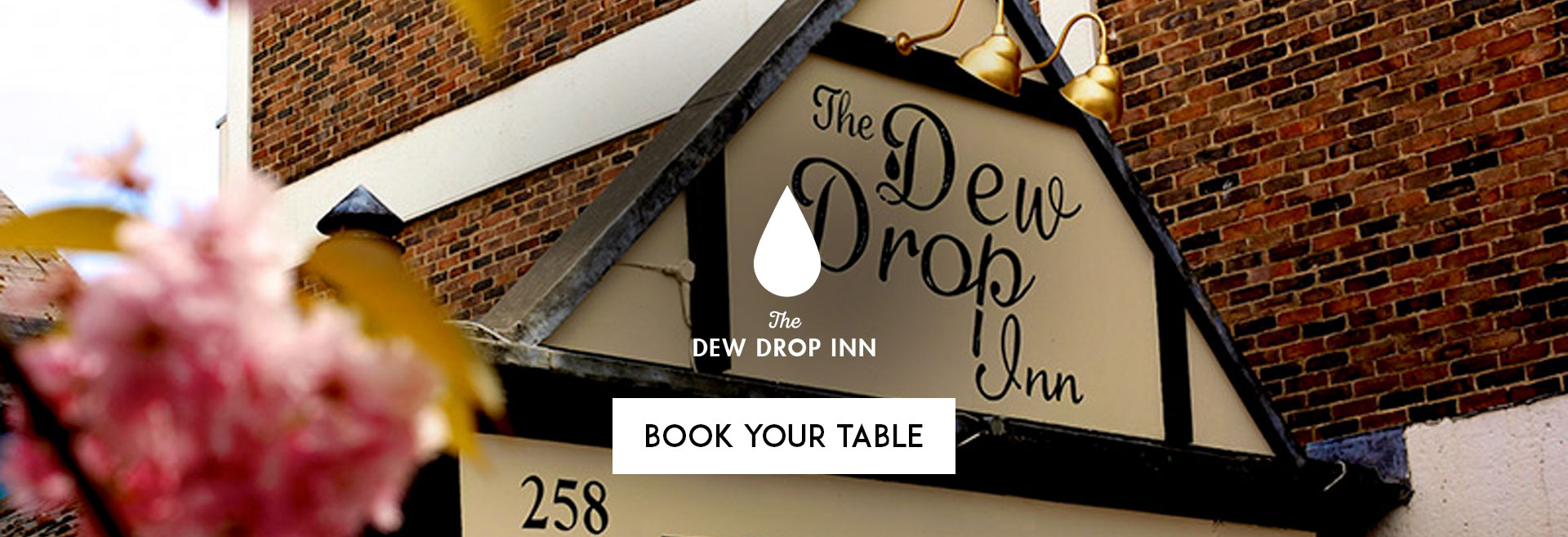 Book Your Table at Dewdrop